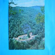 HOPCT 20577 MANASTIREA TISMANA -JUD GORJ [NECIRCULATA] - Carte Postala Oltenia dupa 1918, Printata