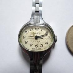 Ceas de dama Zaria – Functional – mecanic - Ceas dama, Analog