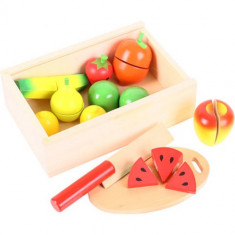 Set Fructe Feliate Bigjigs