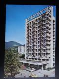 SEPT15-Vedere/Carte postala-Cimpulung-Moldovenesc-Hotel Zimbru-circulata