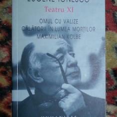 Ionesco TEATRU XI - Carte Teatru