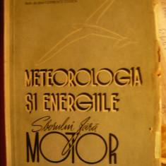 Cpt Aviatie P.M.Mircea - Meteorologie si Energie - Zboruri fara Motor - Ed. 1943