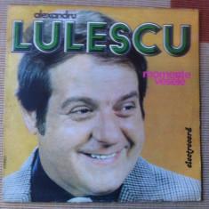 Alexandru lulescu momente vesele disc vinyl lp electrecord - Muzica soundtrack electrecord, VINIL