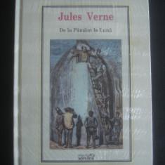 JULES VERNE - DE LA PAMANT LA LUNA * 2010