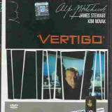 FILM James Stewart, Kim Novak - VERTIGO (DVD) - Film Colectie, Romana