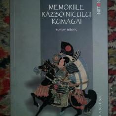 Donald Ritchie MEMORIILE RAZBOINICULUI KUMAGAI - Roman istoric