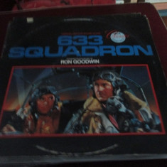DISC VINIL 633 SQUADRON - Muzica soundtrack