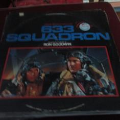 DISC VINIL 633 SQUADRON - Muzica soundtrack