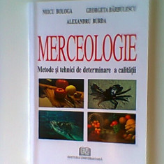 Merceologie - Metode si tehnici de determinare a calitatii - N. Bologa (4+1)