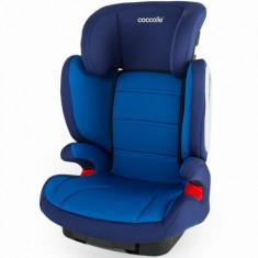 Scaun Auto ExoFix 15-36 kg Albastru - Scaun auto copii grupa 2-3 (15-36 kg) Coccolle, 2-3 (15-36 kg)