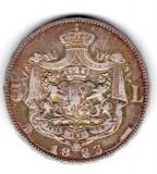 5 LEI 1883  CU ROMB   STARE  FOARTE FOARTE BUNA