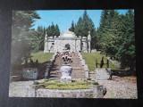 Aug15 - Vedere/ Carte postala - Soveja - Monumentul eroilor, Circulata, Printata