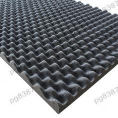 Burete pentru captusit boxe audio, Damping sponge, negru, 1000x500x30mm - 000891