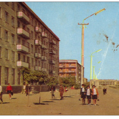 Bender (Tighina), Basarabia, locuinte noi, 1971, tiraj 20.000, Necirculata, Fotografie