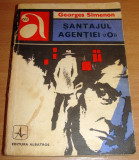 Santajul agentiei 'O' - Georges Simenon
