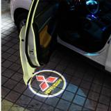 NOU ! Holograme WIRELESS Mitsubishi fara gaura in portiera ! Eclipse Colt etc.