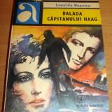 Balada capitanului Haag - Leonida Neamtu - Carte politiste