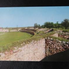 Aug15 - Vedere/ Carte postala - Sarmisegetuza - Carte Postala Banat dupa 1918, Circulata, Printata