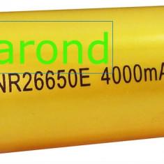 Acumulator Li-ion, 26650, 3.7V/4000mA/13302 - Baterie Aparat foto