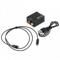 Convertor audio digital - analog (DAC) - nou