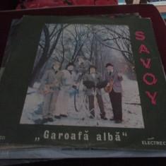 DISC VINIL SAVOY GAROAFA ALBA - Muzica Folk