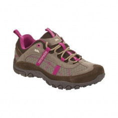 Pantofi de tura pentru dame Trespass Fell Taupe (FAFOTNK30003-TAU) - Adidasi dama Trespass, Marime: 38, 39, 40, 41