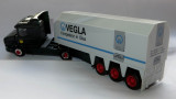 Herpa Scania Hauber 124L transport sticla Vegla  1:87