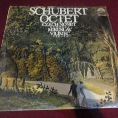 DISC VINIL SCHUBERT OCTET - Muzica Clasica