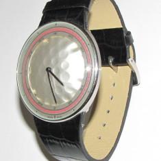Ceas TAG Heuer Gulf Cup (cadranul de forma unei mingi de golf + curea piele) - Ceas barbatesc Tag Heuer, Sport, Quartz