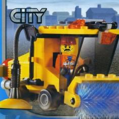 Lego 7242 Street Sweeper - LEGO City