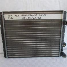 Radiator Apa 6N0121253K POLO, IBIZA, FELICIA(95-01), LUPO CU CLIMA