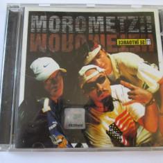 CD MOROMETZII SE INTOARCE ROTON 2002 - Muzica Folk