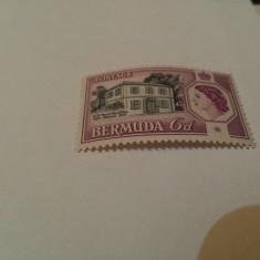 anglia/colonii/bermuda restaurant/serie MNH