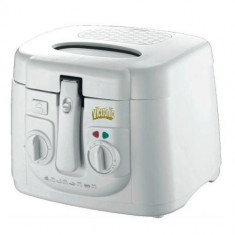 Friteuza electrica Victronic VC-518, timer, capacitate 2 L, 1500W