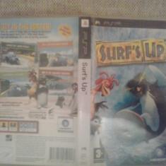Surf's up - PSP (GameLand ) - Jocuri PSP Ubisoft, Sporturi, 12+, Single player