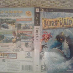 Surf's up - PSP (GameLand ) - Jocuri PSP Ubisoft, Sporturi, 12+, Single player