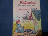 MATEMATICA   TEMEPENTRU TIMPUL LIBER CLSA A VII-A