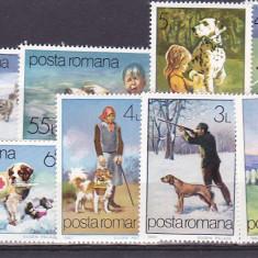 Romania, caini  ,nr lista 1052., Nestampilat