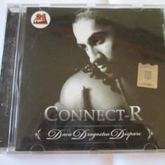 CD CONNECT-R ALBUMUL DACA DRAGOSTEA DISPARE-ROTON 2008 - Muzica Hip Hop nova music