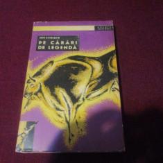 IGOR AKIMUSKIN - PE CARARI DE LEGENDA - Carte Zoologie