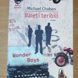Baieti teribili - Michael Chabon - Roman, Humanitas