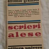 SCRIERI ALESE - ANTONIO GRAMSCI BUCURESTI 1973