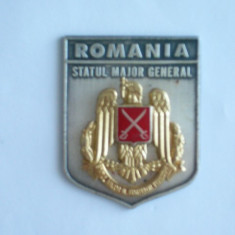 BREFCM - EFIGIE MILITARA - POLICROMA - ARMATA ROMANA