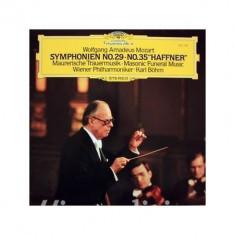 MOZART - Symphonien No. 29 - No. 35 *Haffner*