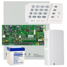 SISTEM ALARMA ANTIEFRACTIE PARADOX KIT S5 - Sisteme de alarma