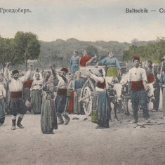 BALCIC  CULESUL VIILOR  EDITURA CONSTANTIN RACEF  BALCIC, Necirculata, Printata