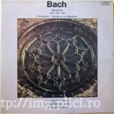 BACH - Motetten (disc vinil dublu)