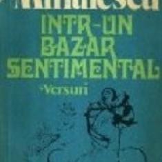 Intr-un bazar sentimental de Ion Minulescu