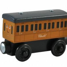 Wooden Trenulet Thomas Wooden jucarie Thomas - CLARABEL vagon lemn cu magnet - 100% original, Unisex