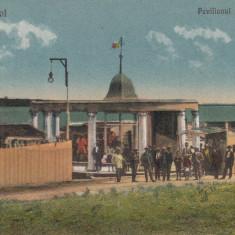 TECHIRGHIOL PAVILIONUL BAILOR RECI - Carte Postala Dobrogea dupa 1918, Necirculata, Printata